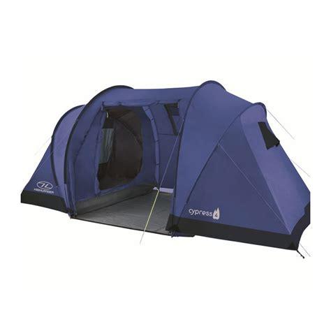 tente 4 places 2 chambres tente camping tente cypress 4 highlander highlander