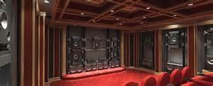media room sound system million dollar media room sound vision