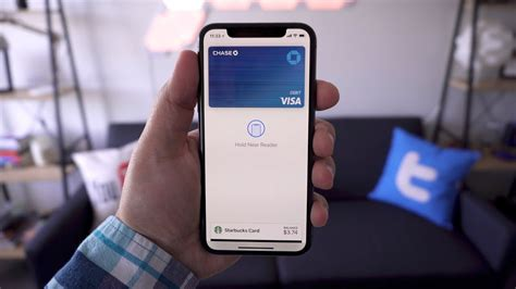 on iphone x using apple pay on iphone x