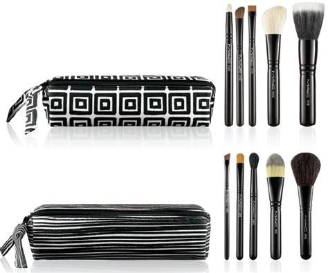 Set Makeup Mac l oreal makeup artist travel brush set mugeek vidalondon