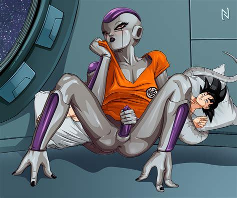 Near Hentai Commission Frieza Loves Goku