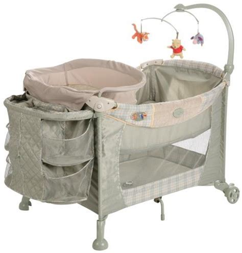 playpen with bassinet and changing table in danger product hazards play yards playpen with