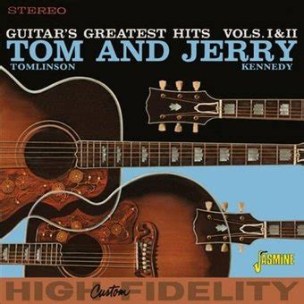Sale Tom Jerry Cd Dvd Label Glossy 50 Sheets For 100 Cd tom tomlinson jerry kennedy guitar s greatest hits
