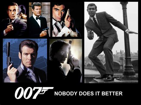 nobody does it better bond images 007 nobody does it better hd wallpaper