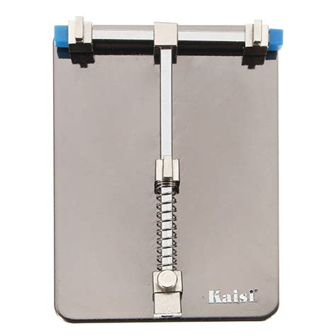 Pcb Holder Motherboard Repair Cl Kaisi For Iphone 6g Original 1 kaisi stainless steel pcb board holder jig for mobile phone repair motherboard fixture alex nld