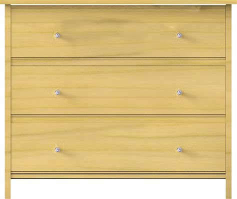 hemnes chest of 3 drawers cad and bim object hemnes chest of 3 drawers ikea