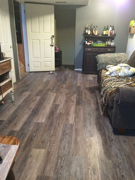 Vinyl Plank Flooring Basement 131 Best Images About Basement Ideas On Pinterest Vinyl Planks Vinyl Plank Flooring And Mdf