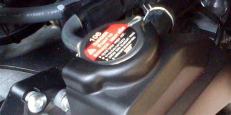 Sparepart Honda Beat Pgm Fi cek air radiator vario biar mesin anti keriting