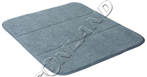 kitchen drying mat 40cmx46cm dish drying mat for kitchen with sewing thread