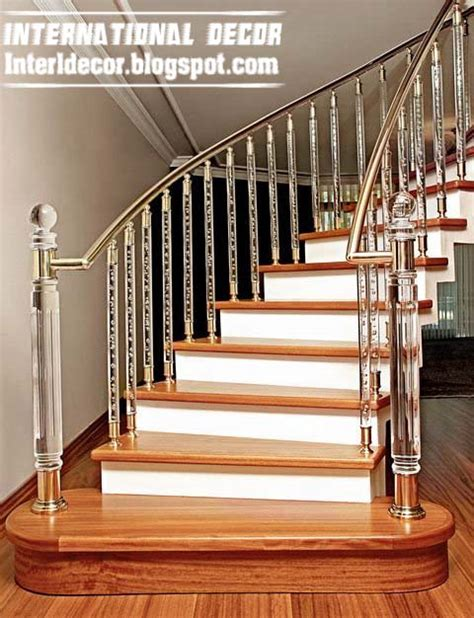 Attic Stairs With Handrails Crystal Stair Railings Handrails And Crystal Stair Columns