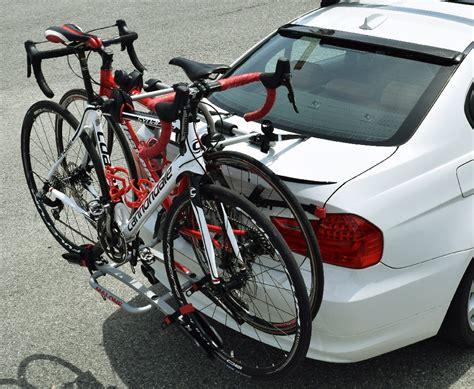 Back Of Truck Bike Rack by Pilot Bc2 Back Of Car Platform 2 Bike Carrier