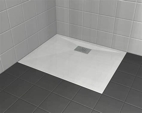 piatto doccia incassato nel pavimento bottega idraulica
