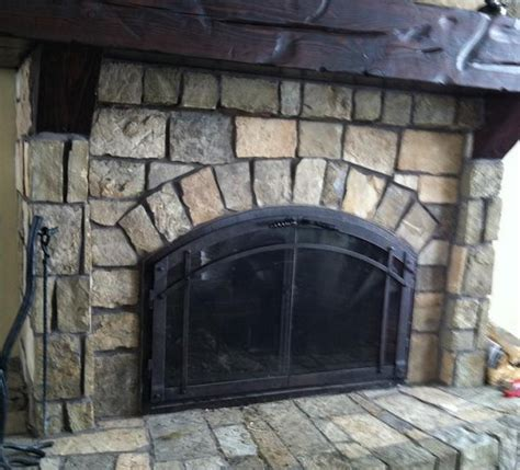 iron haus custom fireplace doors la cosse area custom