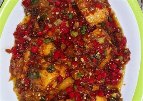 resep tumis ayam kecap pedas oleh amalia cookpad