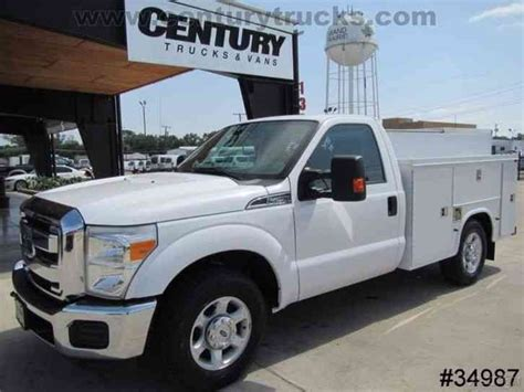 bed stuy cab service ford f250 2013 utility service trucks