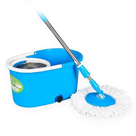 Spin Mop Standar 360 mop spin with washing and dehydration mop buy