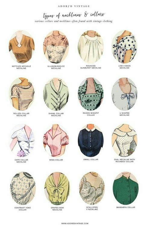 Sweater List Line Fashion Sweater Remaja Modern Simple Sale Bl assortment of collars great clothing drawing reference