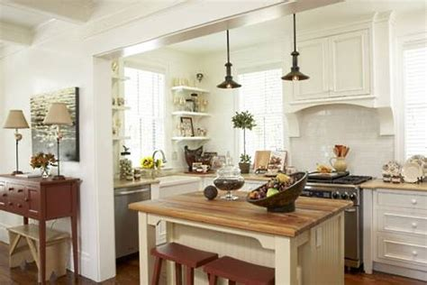 small cottage kitchen design how to decorate small cabin kitchen house furniture