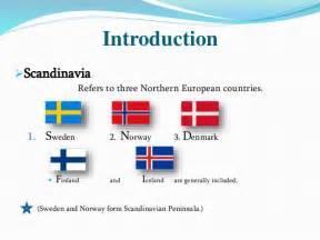 Scandinavian Scandinavian Countries