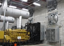 Garage Exhaust System Design Generator Room Ventilation