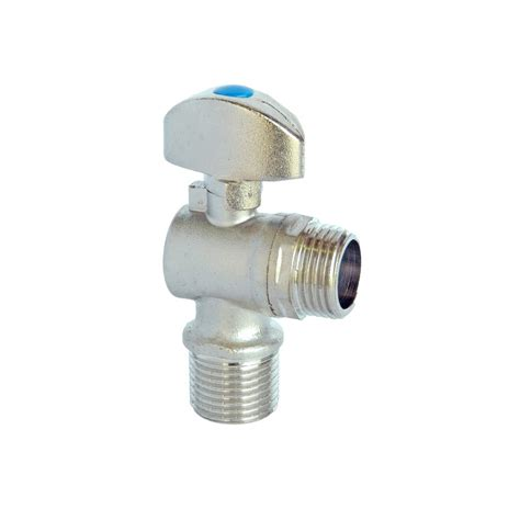 Faucet Base Sell Brass Angle Valve M M Thread Taizhou Yinma Valve