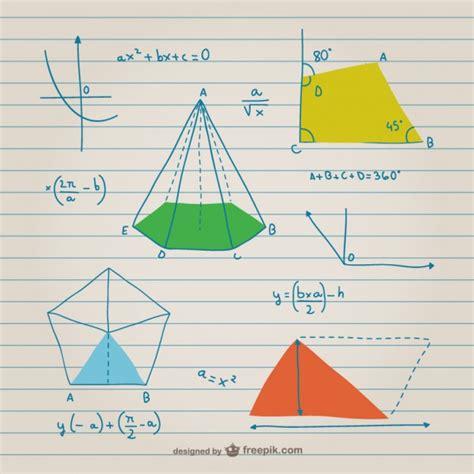 imagenes de vectores matematicas gr 225 ficos de geometr 237 a y matem 225 ticas descargar vectores