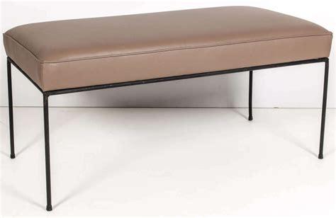 paul mccobb bench paul mccobb iron bench at 1stdibs