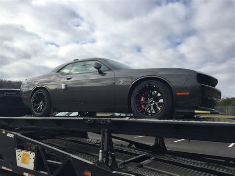hellcat challenger challenger hellcat owner gets 2016my replacement car after