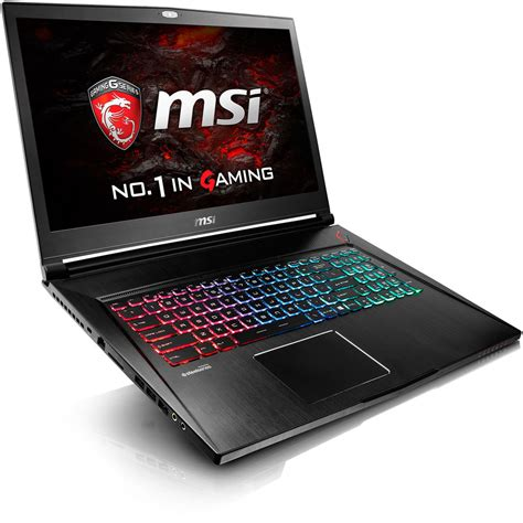 Laptop Msi Gs73vr 7rf Stealth Pro ноутбук msi gs73vr 7rf stealth pro gtx 1060 купить в