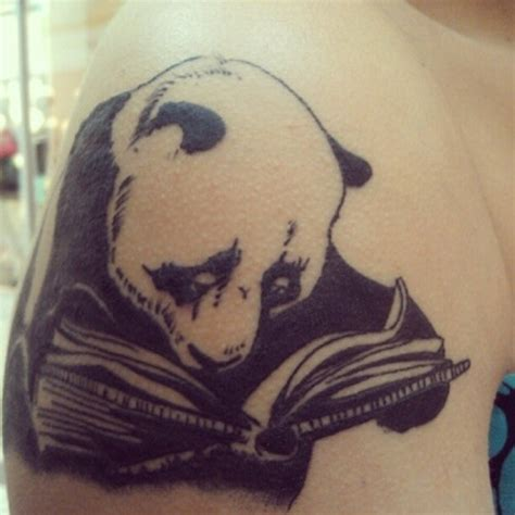 panda tattoo vorlage wise panda tattoo gotattooideas