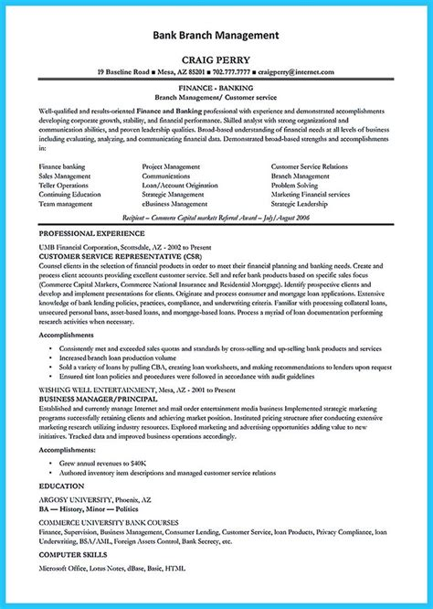 resume for bank teller position templates and samples 2016
