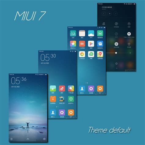 Miui Theme Reverting Back To Default | les 5 th 232 mes miui 7 xiaomi france