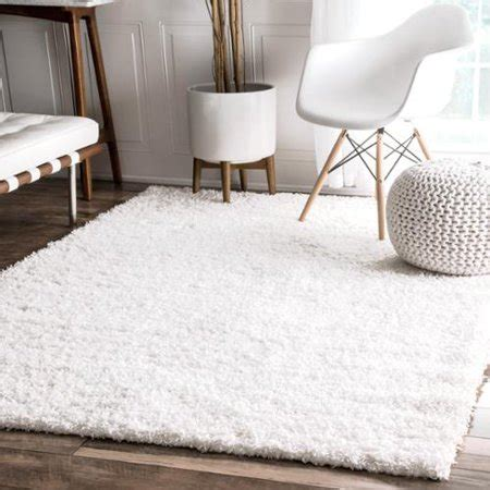10 X 12 Rugs Plush by Nuloom My Soft And Plush Multi Shag Rug 9 X 12