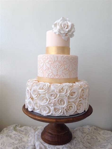Wedding On Cake by Jennys Wedding Cakes Creative Ideas