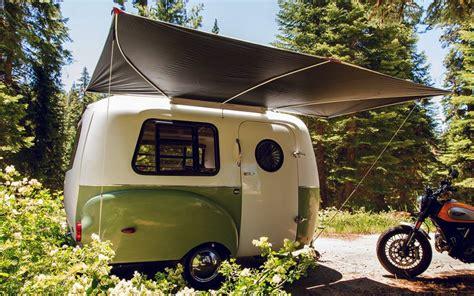 Camper Remodel Ideas by Mini Camper Trailers Lightweight Mini Travel Trailers