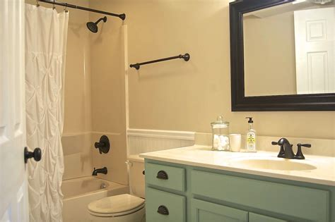 think outside the box for an affordable bathroom remodel