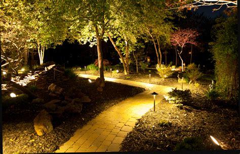 tree pathway lights kansas city outdoor lighting gallery outdoor lighting