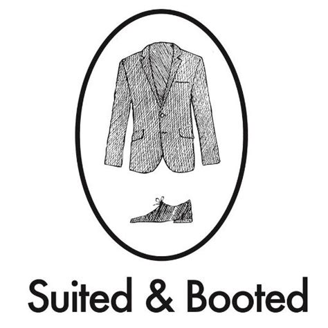 suited booted suitedbootedc