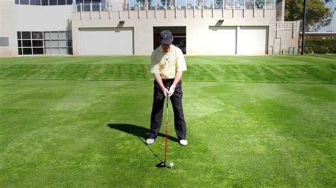 swing kite tom kite on senior golf youtube