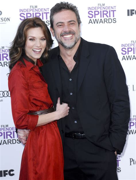 who is jeffrey dean married to divorce unlikely for hilarie burton as she husband