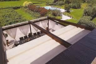 Pergola With Retractable Roof by Pergola Covers Pergola Roof Rergola Nyc Retractable