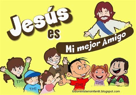 imagenes de amistad jesus todo ministerio infantil enero 2014