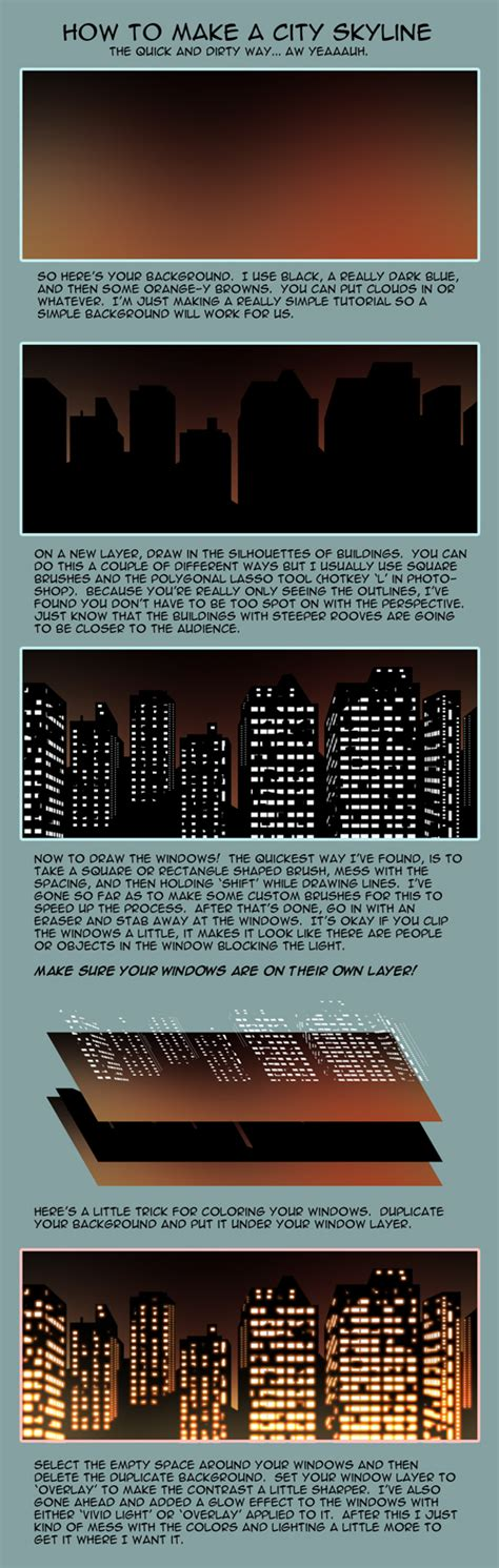 tutorial cities skylines city skyline at night tutorial by introducingemy on deviantart