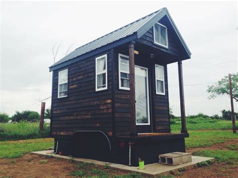 what is a tiny home man legally living in 84 sq ft tiny home in spur texas
