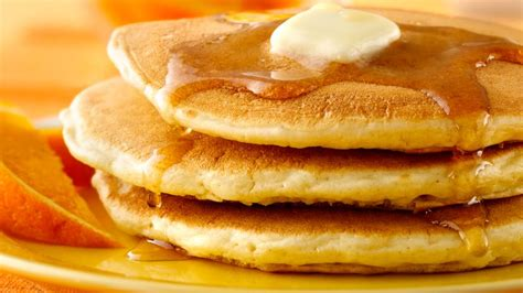 Maple Frosting by Pancakes Recipe Bettycrocker Com