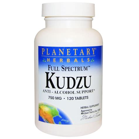 Spectrum Detox Westborough Reviews by Planetary Herbals Spectrum Kudzu 750 Mg 120