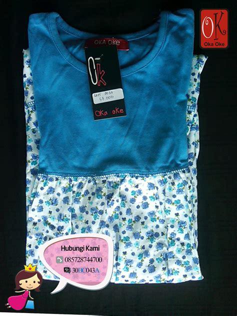 Gamis Bunga Lover baju gamis anak konveksi oka oke dengan model motif