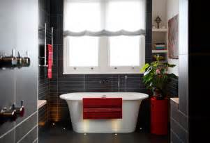 bathroom black red white: tags bathroom color combinations ideas bathroom color combinations