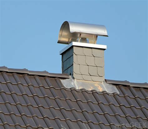 Chimney Pictures - what is a chimney cap with pictures