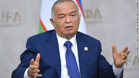 uzbek president in intensive care after brain hemorrhage daughter uzbekistan president islam karimov hospitalized after
